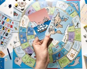 фото Настольная игра Манн, Иванов и Фербер 'Плавали, знаем! 'Познавательная настольная игра для влюбленных в море (4631142911945) #2