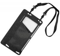Чехол Real Method Water Proof Smartphone Black (7069002)