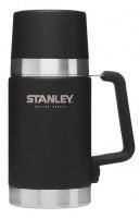 Термос для еды Stanley Master Foundry Black 0,7 л (6939236350723)