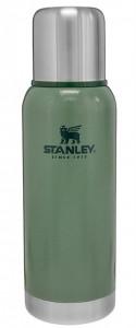 Термос Stanley Adventure Hammertone Green 1 л (6939236347945)