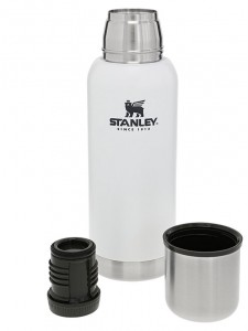 фото Термос Stanley Adventure Polar White 0,75 л (6939236347976) #2