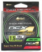 Шнур GC Inquisitor X4 LG 100м PE1.2 (4139005)