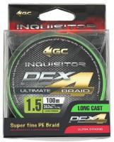Шнур GC Inquisitor X4 LG 100м PE1.5 (4139006)
