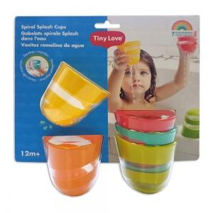 Набор игрушек для ванной Tiny Love 'Спирали' (1650200458)