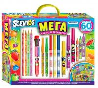 Ароматный набор для творчества Scentos 'Мегакреатив' (45154)
