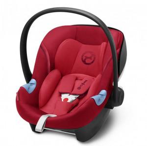 Автокресло Cybex Aton M i-Size Rebel Red red (518000061)