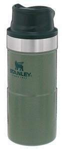 Термокружка Stanley Classic Trigger-action 350 мл Hammertone Green (6939236348119)