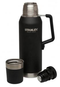 фото Термос Stanley Master Foundry Black 1.3 л (6939236350600) #3