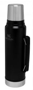 Термос Stanley Legendary Classic 1.4 л Matte Black (6939236347914)