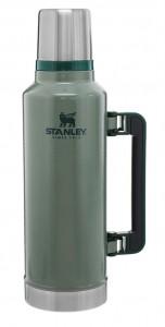 Термос Stanley Legendary Classic Hammertone Green 1,9 л (6939236347587)