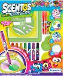Ароматный набор для творчества Scentos 'Озорные узоры' (42145)