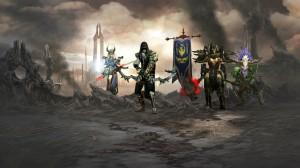 скриншот Diablo 3: Eternal Collection PS4 - русская версия #13