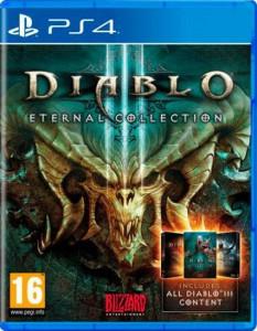 скриншот Diablo 3: Eternal Collection PS4 - русская версия #2