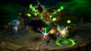 скриншот Diablo 3: Eternal Collection PS4 - русская версия #14