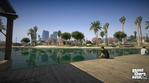 скриншот Grand Theft Auto 5 Premium Edition PS4 - Русская версия #5