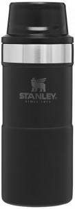 Термокружка Stanley Classic Trigger-action Matte Black 0,35 л (6939236348126)