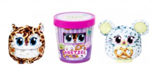 Игровой набор с мягкой игрушкой-сюрпризом Poopsie Foodie Roos 'Снеки' (34310)