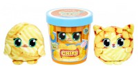 Игровой набор с мягкой игрушкой-сюрпризом Poopsie Foodie Roos 'Чипсы' (34307)