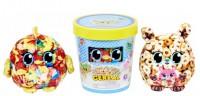 Игровой набор с мягкой игрушкой-сюрпризом Poopsie Foodie Roos 'Хлопья' (34312)