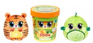 Игровой набор с мягкой игрушкой-сюрпризом Poopsie Foodie Roos 'Шипучка' (34308)