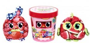Игровой набор с мягкой игрушкой-сюрпризом Poopsie Foodie Roos 'Ягодки' (34302)