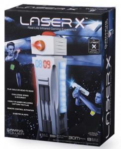 Игровой набор для лазерных боев – Laser X башня для сражений (88033)
