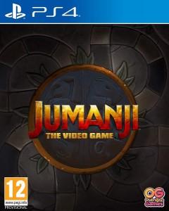 игра Jumanji: The Video Game PS4 Джуманджи: Игра - русская версия