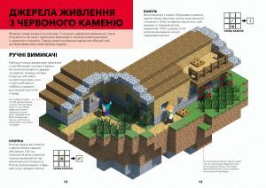 фото страниц Minecraft. Довідник Червоного каменю #7