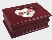 Подарок Шкатулка для украшений King Wood (JF-A9022B-4)