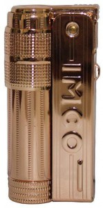 Зажигалка бензиновая Imco Super/Triplex Oil Brass Gunmetal (IM1800024)