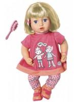Интерактивная кукла Zapf Baby Annabell 'Повторюшка Джулия '43 см (700662)