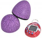 Игрушка UFT электронный питомец Тамагочи в Яйце Динозавра Eggshell Game Purple (EggPurple)