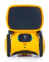 Интерактивный робот AT-Robot с голосовым управлением, желтый (AT001-03)
