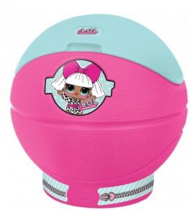 Контейнер для хранения игрушек L.O.L. SURPRISE! Стильный шар (650390M)