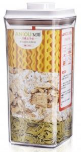 фото Пищевой вакуумный контейнер прямоугольный UFT XK004 2.5 л (UFTXK004) #2