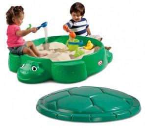 фото Детская песочница Little Tikes 'Веселая Черепаха' (631566E3) #4