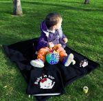 фото Детский плед с вышивкой 'Baby in car' 02 #3