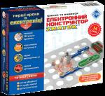 Конструктор Знаток 'Первые шаги в электронике' (34 схемы, набор С)