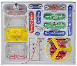 фото Конструктор Знаток 'Первые шаги в электронике' (34 схемы, набор С) #4