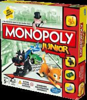 Настольная игра Hasbro 'Моя первая монополия' (укр, рус) (А6984)