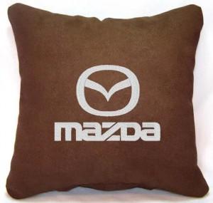 Подарок Автомобильная подушка 'Mazda'