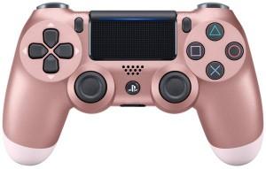 Джойстик Sony Dualshock 4 для консоли PS4 (Rose Gold) V2