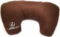 Подарок Подушка-рогалик 'Lexus'