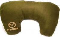 Подарок Подушка-рогалик 'Mazda'