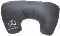 Подарок Подушка-рогалик 'Mercedes-Benz'