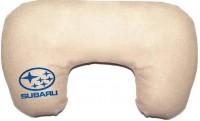 Подарок Подушка-рогалик 'Subaru'