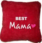 Подарок Сувенирная подушка ' Best Мама ' №102