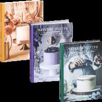Книга Чизкейк внутри (суперкомплект из 3 книг)