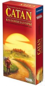 Настольная игра Hobby World 'Колонизаторы'. Расширение для 5-6 игроков (915111)