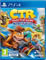 игра Crash Team Racing Nitro-Fueled PS4